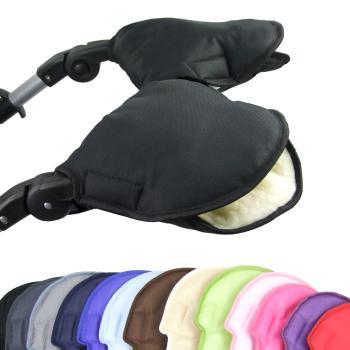 bambiniwelt universaler muff handw rmer f r kinderwagen buggy jogger mit. Black Bedroom Furniture Sets. Home Design Ideas