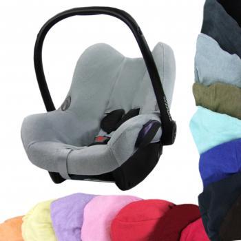 bambiniwelt sommerbezug schonbezug bezug aus frottee f r maxi cosi cabriofix. Black Bedroom Furniture Sets. Home Design Ideas