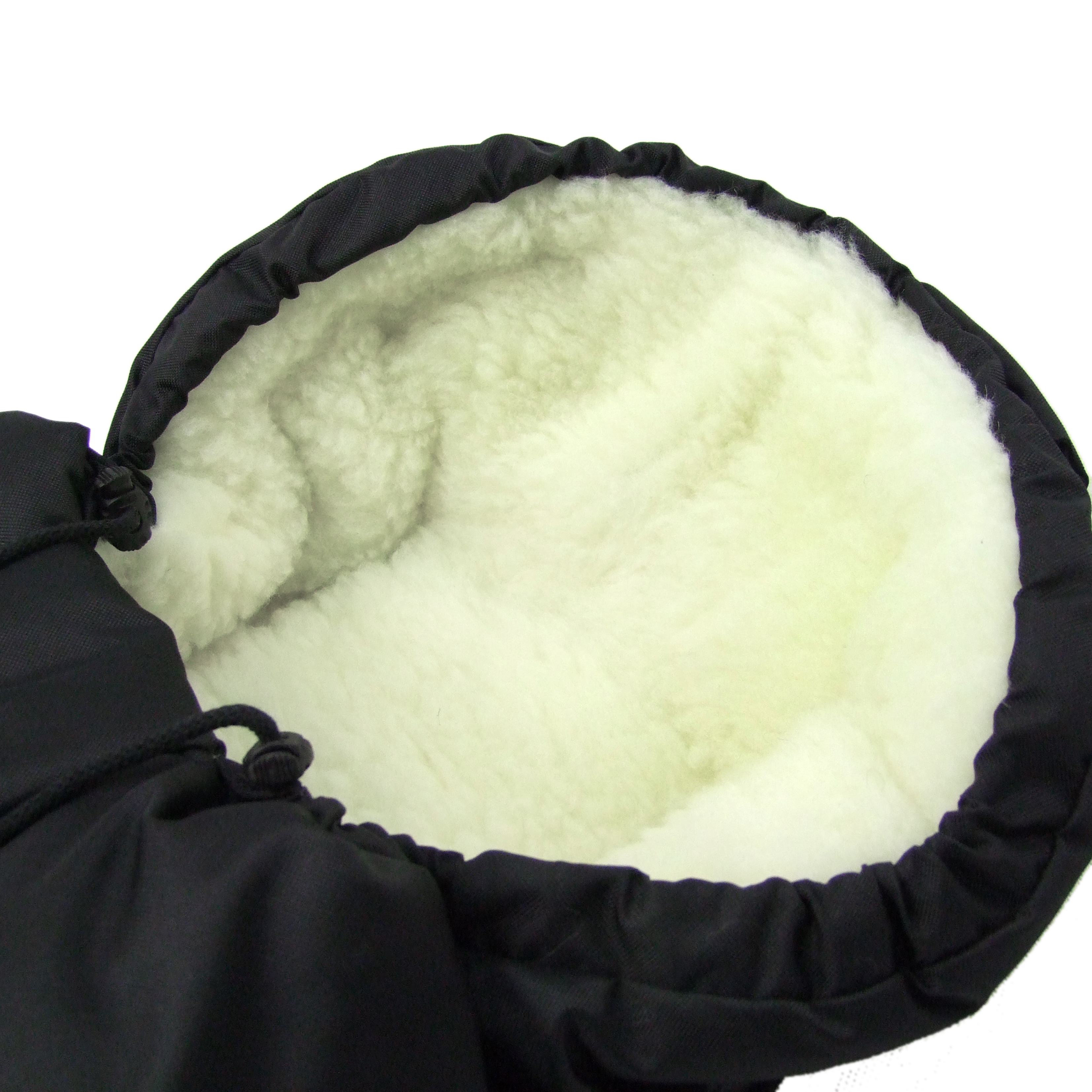 Buggy oder Schlitten BAMBINIWELT Winterfusssack in Mumienform f/ür Kinderwagen Jogger MUMIE LILA GRAU MOSAIK aus Wolle Gr/ö/ße anpassbar